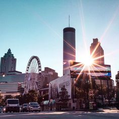 Gorgeous Day in Atlanta