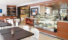 La dulcería: La historia de este restaurante empieza en los años 30, cuando doña Olga Saker de Chagüi llegó a Colombia acompañando a su esposo.