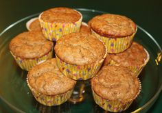 healthy banana nut muffins. Gotta make these. Every time I mention muffins he drops hints about Banana nut.