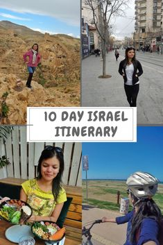 10 day Israel Itinerary covering best tours and attractions in Jerusalem, Tel Aviv and Nazareth.