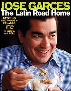 "Chef Jose Garces will release his newest cookbook ""The Latin Road Home"" in October 2012"