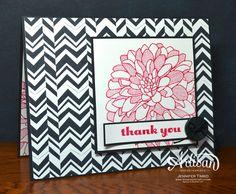 FabFri25 - Dahlia Thank You  From Jennifer Timko.  Really Cute!