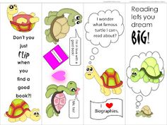 Fun and Free bookmarks for kids!
