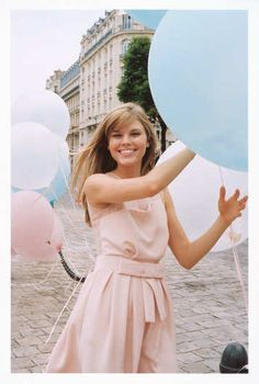 Maryna Linchuk // Miss Dior Cherie