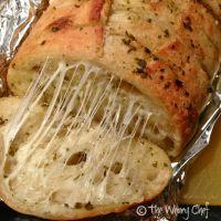 Bonus Recipe: Irresistible Cheesy Pesto Bread