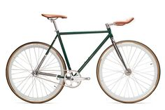 State Bicycle Co. Fixie FIets - 4130 Core Line Ranger 2.0