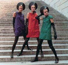 House of Honey Pierre Cardin Spring 1967