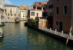 Venice is always lovely.