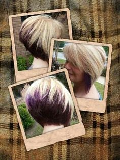 Inverted Bob by bettye