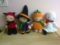 My Halloween Babies - photo de groupe