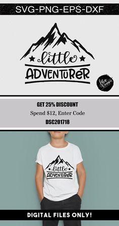 482a6215c little adventurer svg file, adventure awaits, onesie svg, newborn svg,  inspirational,