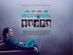 DAVID TENNANT NEWS FROM WWW.DAVID-TENNANT.COM: Further New Screenings Of Mad To Be Normal Announc...