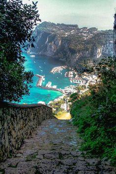 Caprí Italia