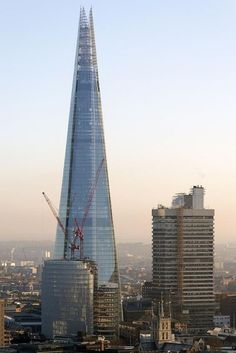 The Shard - View from Saint Paul's Cathedral (December 2012) © Lumberjack