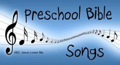 A list of the best Preschool Bible Songs including words and actions. Movement Songs For Preschool, Preschool Bible Activities, Preschool Music, Preschool Action Songs, Trinity Preschool, Preschool Plans, Kids Music, Church Activities, Music Activities