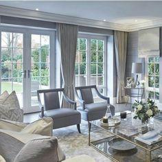 Kemer Country living room design
