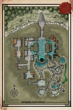 Fantasy Archives — Page 2 of 7 — Miska's Maps RPG Cartography Dungeons And Dragons Homebrew, D&d Dungeons And Dragons, Fantasy Map, Medieval Fantasy, Fantasy Forest, Cthulhu, Pathfinder Maps, Rpg Map, Map Icons