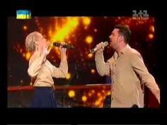 Чудова українська пісня у виконанні Брія Блессінг(США) і Костирко Ян(Україна)