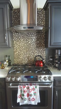 124 best Backsplash Ideas - Pebble and Stone Tile images on ... Slate Stove Backsplash Kitchen Ideas Html on slate kitchen backsplashes, slate fireplace ideas, slate backsplash for kitchen, kitchen floor tile design ideas, slate kitchen tables, kitchen flooring ideas, slate look backsplash, slate ledger backsplash, slate kitchen flooring, rustic kitchen cabinet ideas, slate kitchen appliances, slate kitchen islands, slate tile floor ideas, slate kitchen countertops, kitchen windows over sink ideas, slate landscaping ideas, slate kitchen cabinets, slate pool ideas, slate kitchen sinks, slate kitchen faucets,