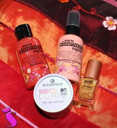 Showroom by Creative-Pink: Mich erwarten nun warm cinnamon nights - Kleiner dm Haul