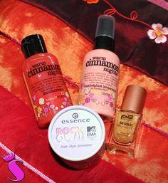 Showroom by Creative-Pink: Mich erwarten nun warm cinnamon nights - Kleiner dm Haul