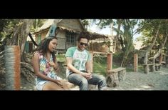 A Brother And Sister Sit Outside Their Island Home. When They Start Singing, I'm Blown Away