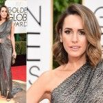 Louise Roe - Golden Globes 2016