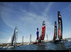 America's Cup San Francisco: A Week Of Events (PHOTOS, VIDEO)
