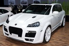 TechArt Porsche Cayenne (34237)    #TechArt Porsche Cayenne (34237)