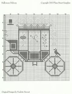 ;plum street deliv hallow chart