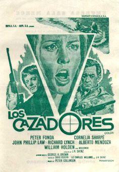 Los cazadores (1974) tt0071292 P