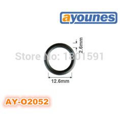 US $25.79 free shipping 200pieces viton oring seals 12.6*2.6mm for fuel injection repair kits replace auto parts For AY-O2052 #free #shipping #200pieces #viton #oring #seals #12.6*2.6mm #fuel #injection #repair #kits #replace #auto #parts #AY-O2052