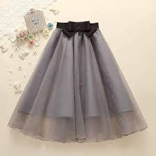Resultado de imagen de faldas de tul