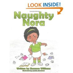 Naughty Nora: Shannon Williams