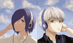 Touka e kaneki Tokyo Ghoul, Touka Kaneki, Porsche Carrera, Anime Love Couple, Anime Poses, Sweet Girls, Anime Couples, We Heart It, Nerdy