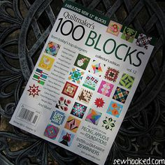Quiltmaker's 100 Blocks Vol. 12, Fall 2015