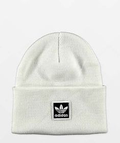 adidas Beanies | Zumiez Adidas Beanie, Adidas Originals, The Originals, Cozy Fashion, Streetwear Brands, All White, Carhartt, Beanies, Black Adidas