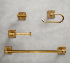 Brass Bathroom Fixtures, Best Bathroom Faucets, Brass Faucet, Bathroom Hardware, Brass Kitchen, Big Kitchen, Double Sink Vanity, Stainless Steel Tubing, Amazing Bathrooms