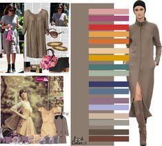 Як поєднувати кольори в одязі - фото 33