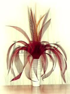 Large Hapene centrepiece for Brackenridge Estate, Martinborough Flax Weaving, Flax Flowers, Maori Designs, New Zealand Art, Pasta Machine, Floral Wedding, Diy Ideas, Wedding Decorations, Projects To Try