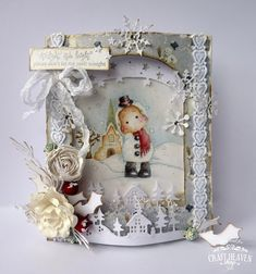 Craft Heaven Shop Inspirational Blog: Christmas in April