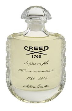 Royal Service, the unique limited edition fragrance marking the 250th anniversary of the House of CREED.    http://www.creedboutique.com/all-creed-fragrances/142-royal-service.html