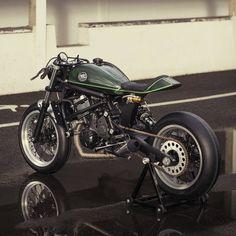 Kawasaki Vulcan S by Oficina MRS