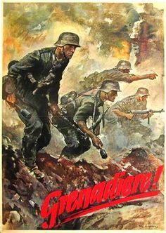 Grenadiere! 1939