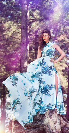 #HauteCouture Inspiration for haute couture photoshoots for high fashion magazine