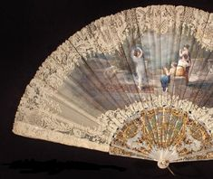 Flash Fiction The Language of the Fan Jason held his cheroot to the side and blew a thin stream of blue smoke into the . Antique Fans, Vintage Fans, Vintage Ladies, Jane Austen, Edwardian Era, Victorian, Hand Held Fan, Hand Fans, Regency Era