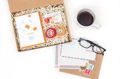 SaturdayAMVintage — Mail Box Subscription