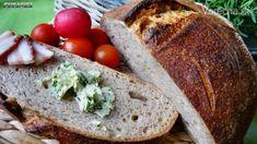 Kváskový chlieb s 24 hodinovým odkladom (fotorecept) - Recept