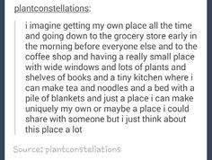 YES. I dream of this all the time. It is currently a place that exists only in my dreams though...