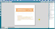 Consejos y ejemplos para crear Monogramas y Letras (Español)